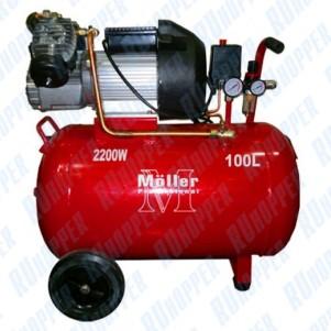 Компрессор Moller AC 490/100