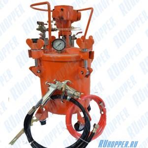 Красконагнетательный бак (краскобак) DP-6411a 10 л
