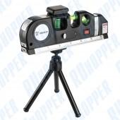 Лазерный уровень DEKO со штативом