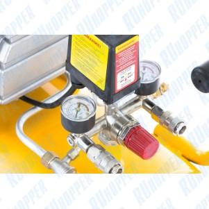 Компрессор пневматический Denzel 1,5 кВт, 206 л/мин, 24 л