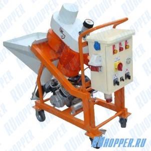 Шпаклевочый агрегат DP-N1