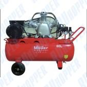 Компрессор Moller AC 600/60 220V ременной