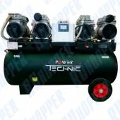 Компрессор бесшумный  Power Technic ACL 640/100
