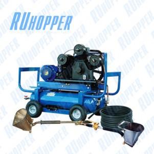 Штукатурная Хоппер-Установка передвижная ЕК-2RZ 380В