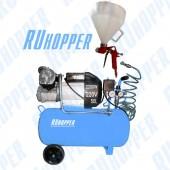 Комплект для нанесения декоративных штукатурок и густых смесей ПРОФИ RH RK-1