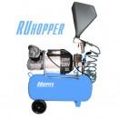 Комплект для нанесения декоративных штукатурок и густых смесей ПРОФИ RH RK-2