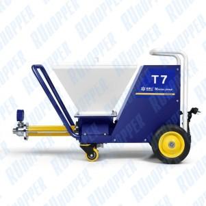 HYVST T-7 штукатурный аппарат электрический