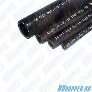 Шланг рукав воздушный резиновый с нитяным усилением 16-18мм, 15м