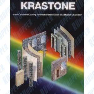 Мозаичные краски KRASTONE  (мультиколор)