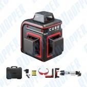 Лазерный уровень ADA CUBE 3-360 ULTIMATE EDITION