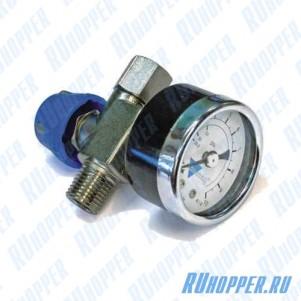 Регулятор давления с манометром